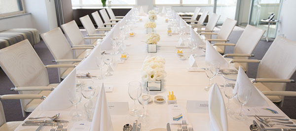 Boardrooms and Dining - Blond Catering, Sydney