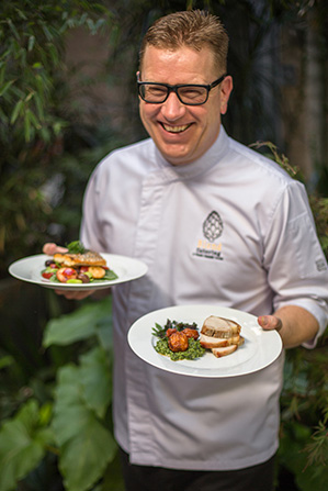 Jesper H Hansen- Executive Chef & Proprietor